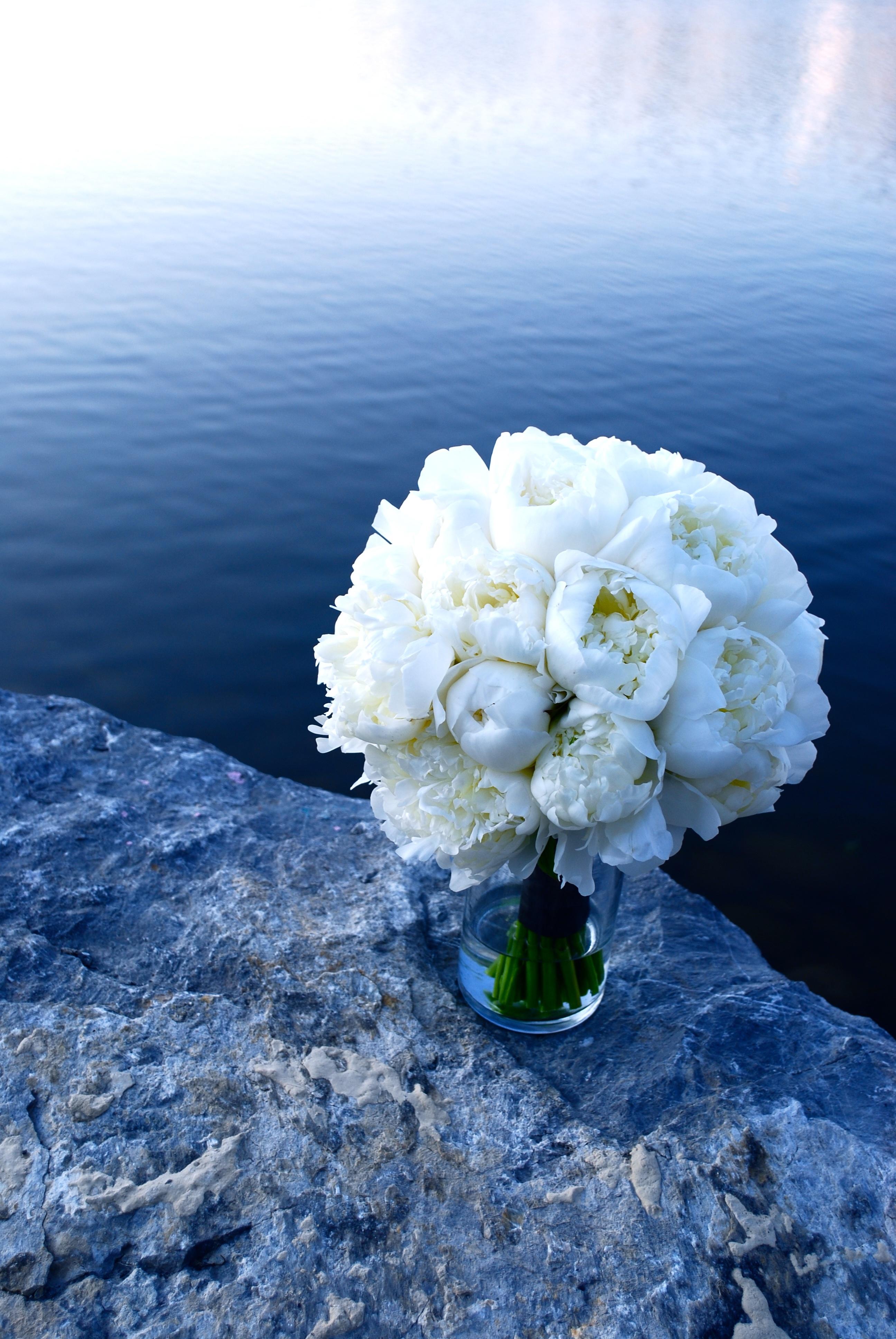 White Peony Wedding 4