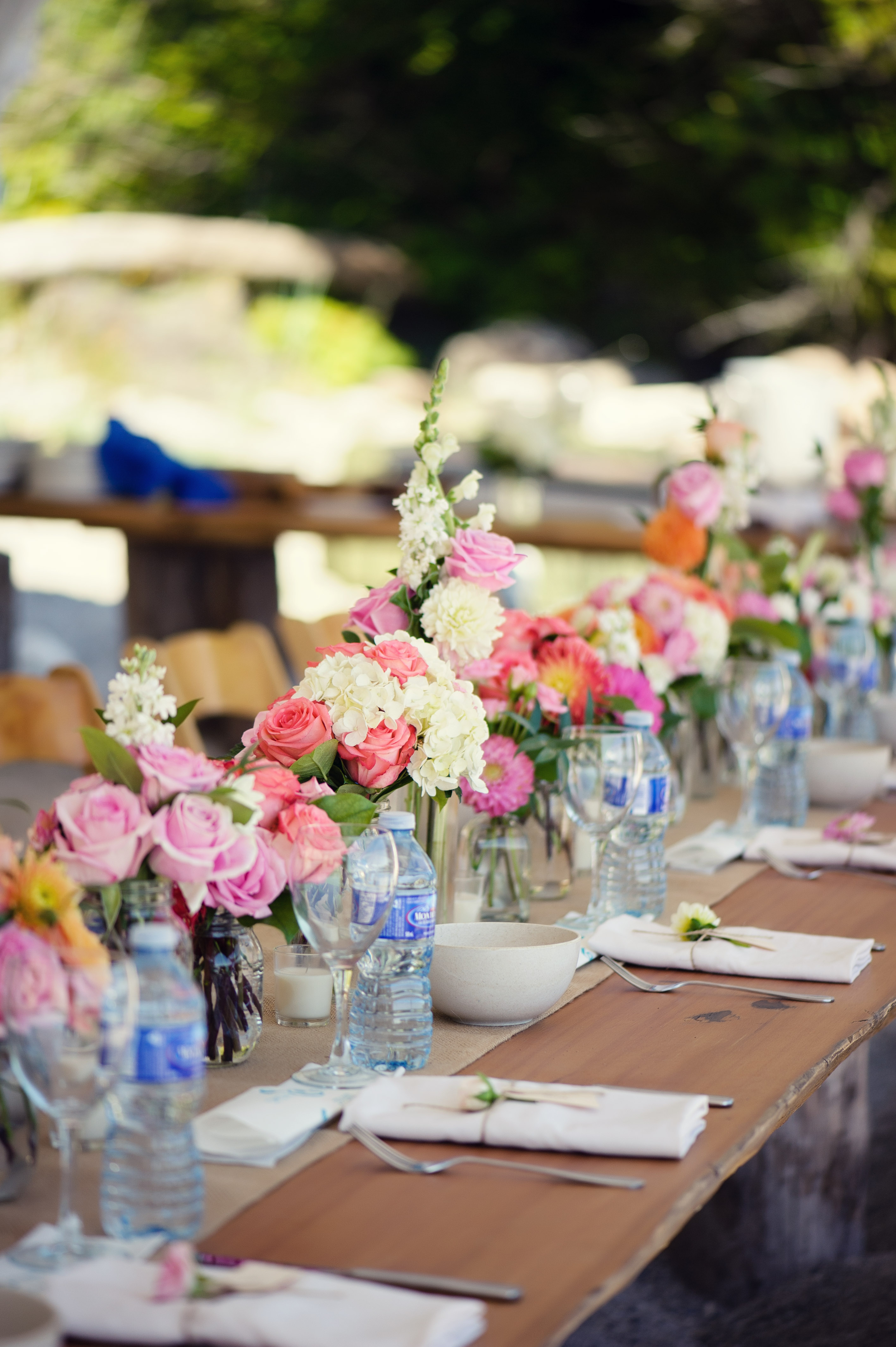 Garden Rose Wedding 3