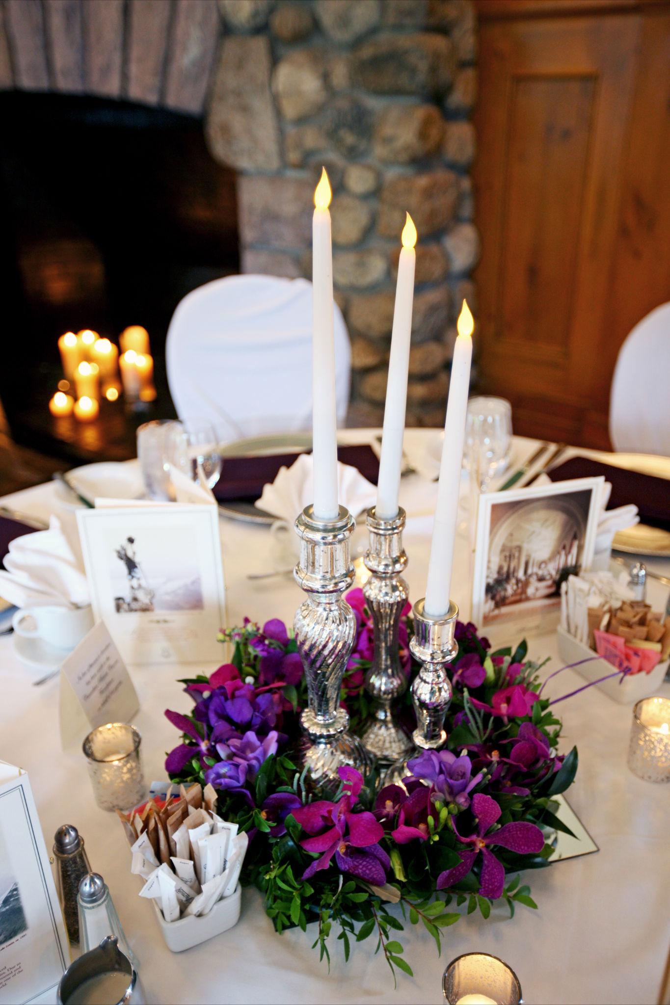 Purple Orchid Wedding 4