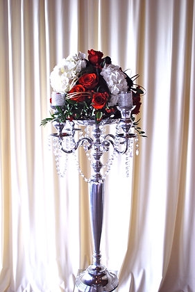 Holiday Candelabra