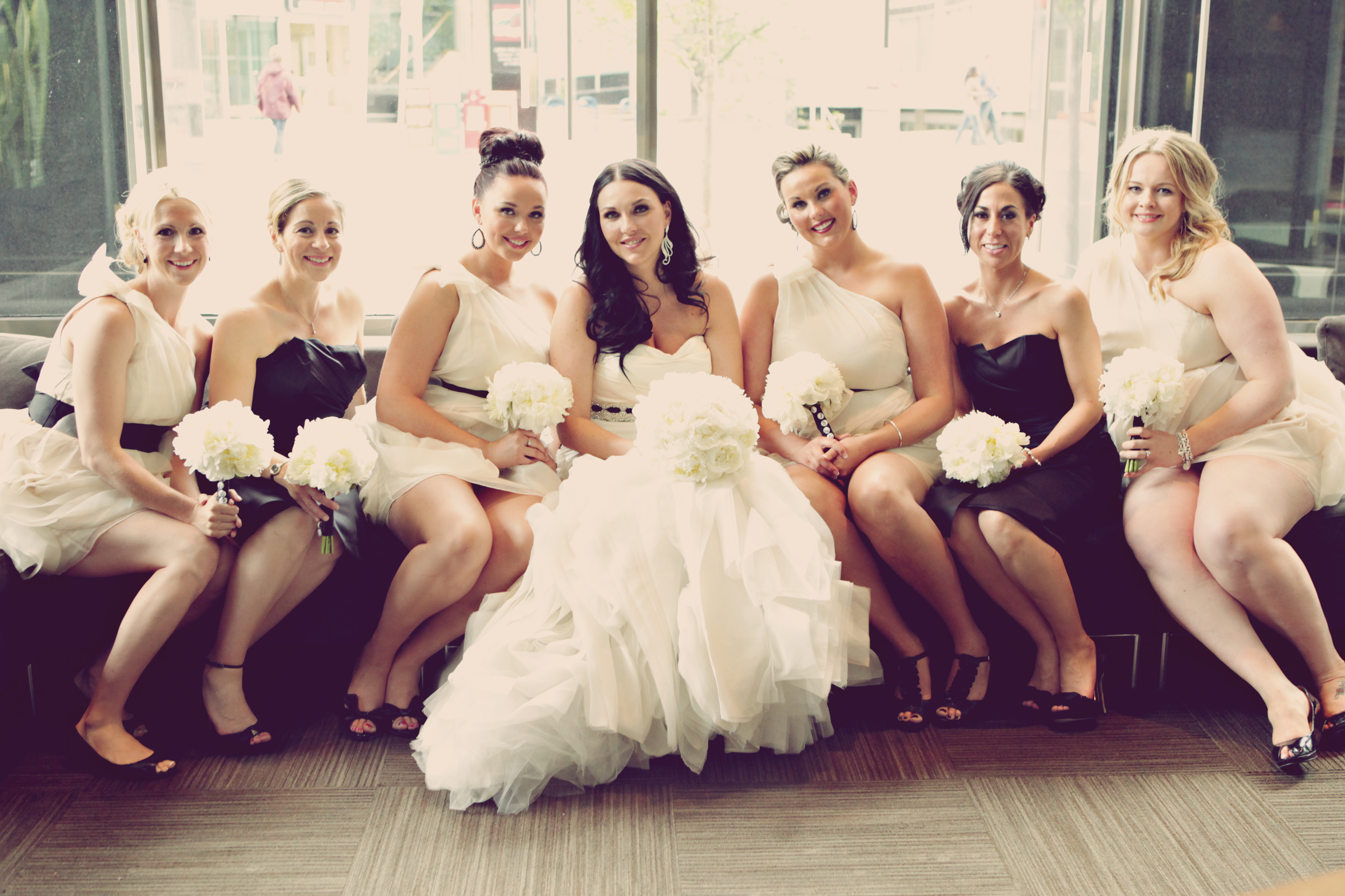 White Peony Wedding 2