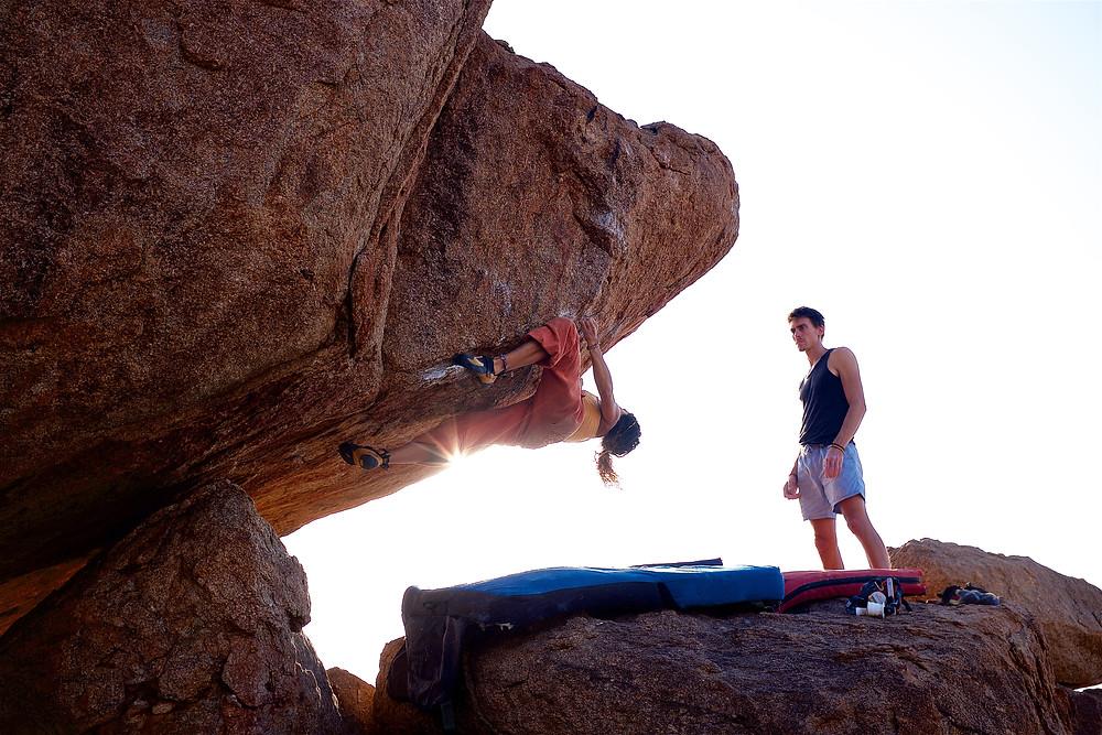 Boulding, Rock Climbing, Climbing