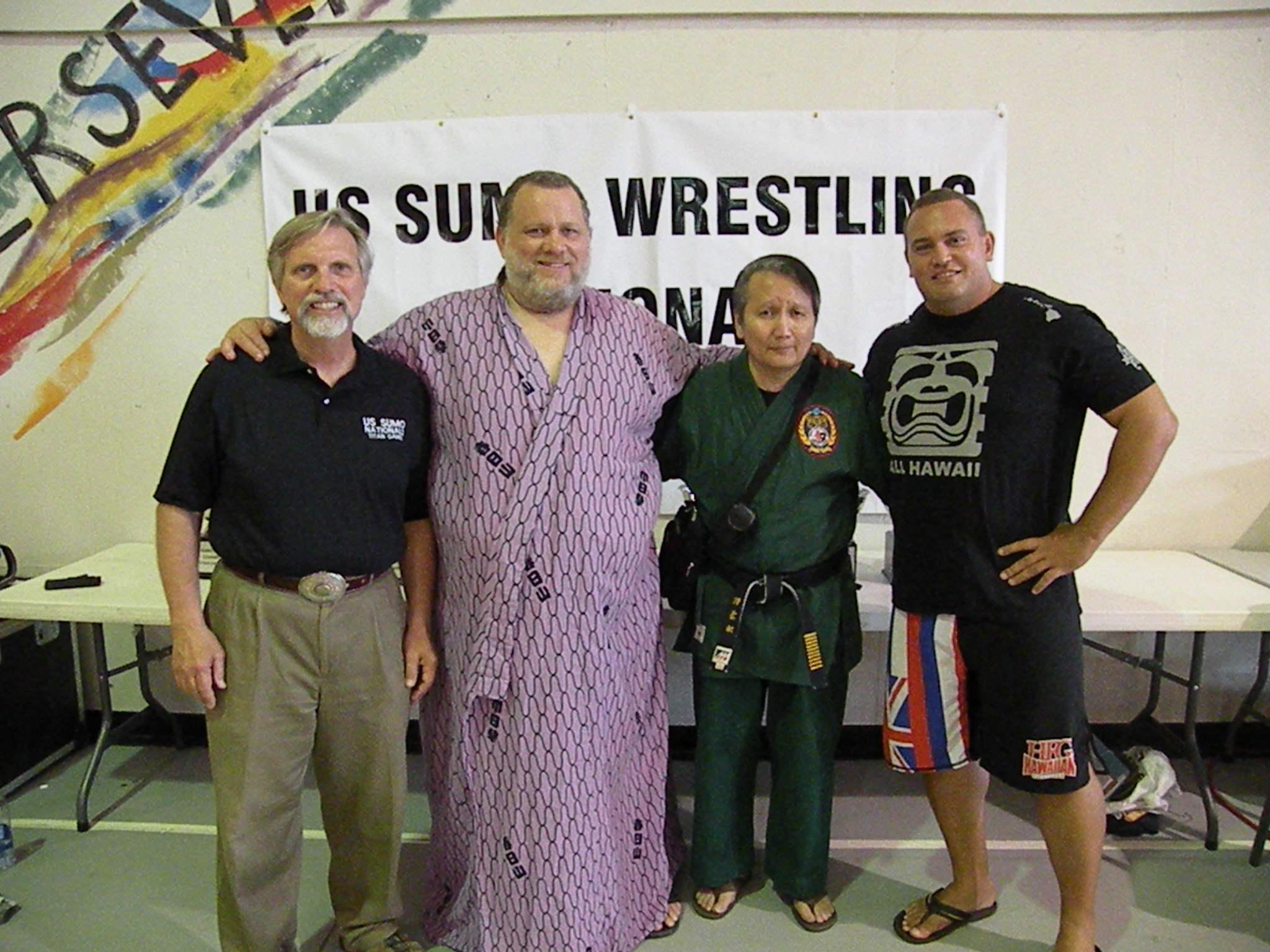 Bill Gossett, Kelly Gneiting National Champion World Team Frank Sanchez Kena Hefferman  National Cha