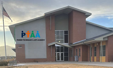 ptaa colorado front entrance.JPG