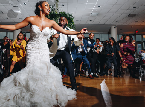 Amaya + Theo | Mint Museum Uptown Brunch Wedding Charlotte NC