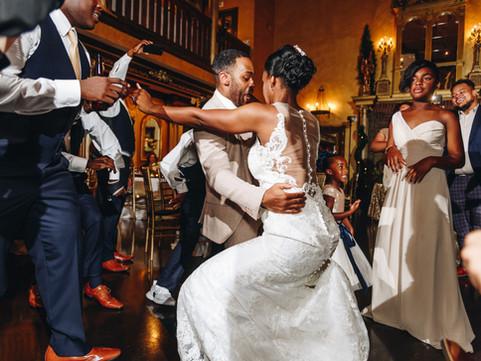 Taren + Kijuan | Barclay Villa Wedding Angier, NC