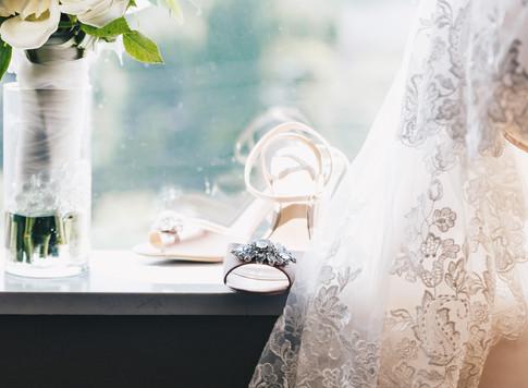 Ashley + Bruce | A Midtown Raleigh Wedding