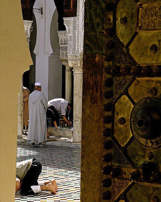 Djeema el Kairaouine, Fez (Maroc, March 2009)