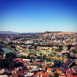 Pop in Tbilisi