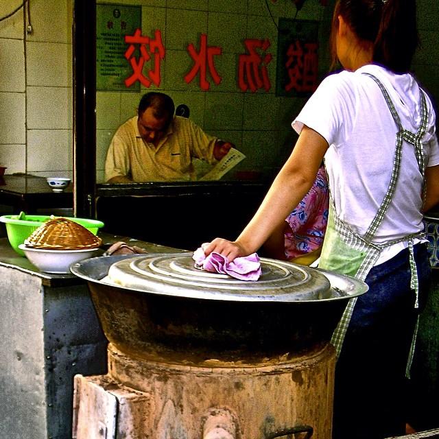 Beiyuanmen's Breakfast