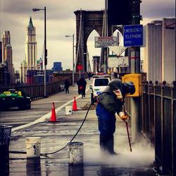 Steam Bridge Washer