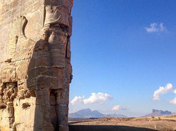Xerxes I named the entrance to Persepolis The Gate of all Nations