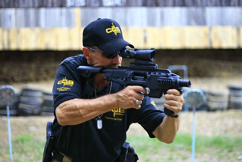 """KNOWLEDGE: CQB GROUP INTERNATIONAL IS """"A MUST TRAIN WITH"""" 