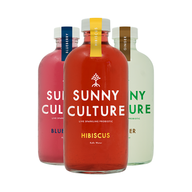 SAS Sales and Marketing kickstarts Sunny Culture in Florida - live sparkling probiotic beverage