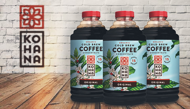 Kohana Cold Brew Coffee
