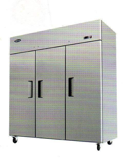Atosa MBF8003  top mount 3 Door Freezer