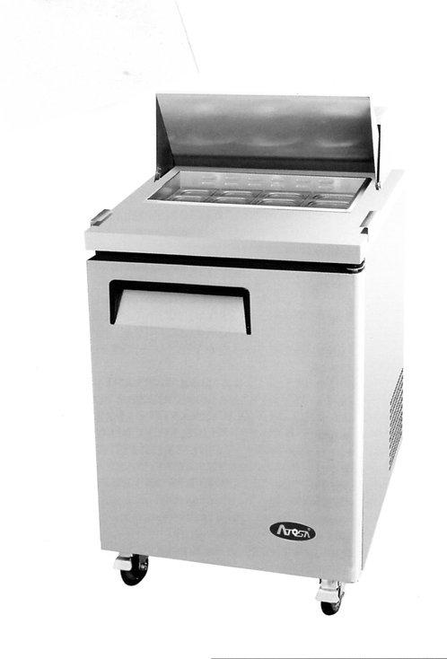 "ATOSA MSF8301 27"" Sandwich Prep Table Refrigerator"