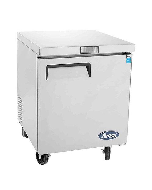 "Atosa MGF8401 27"" Undercounter Refrigerator"