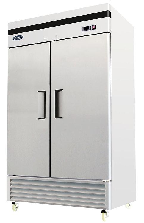 ATOSA MBF8507 2 Door Bottom Mount Series Refrigerator