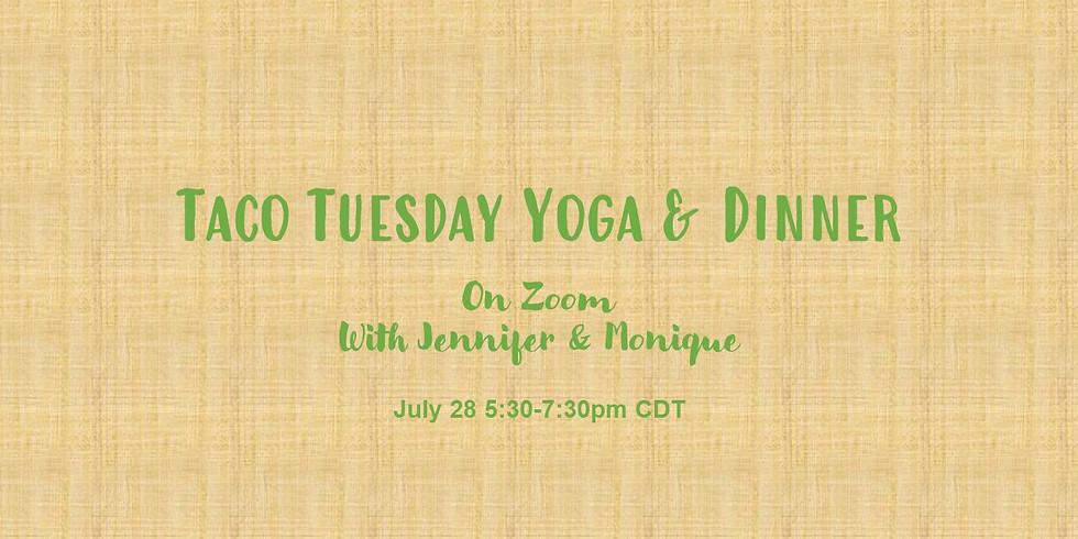Taco Tuesday Yoga & Dinner