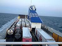 Container für Litauen