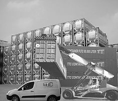 Tankcontainer Depot