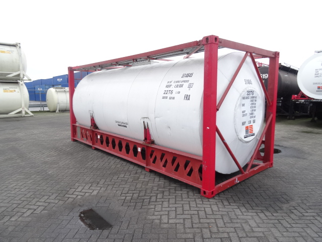 Tankcontainer Verkauf