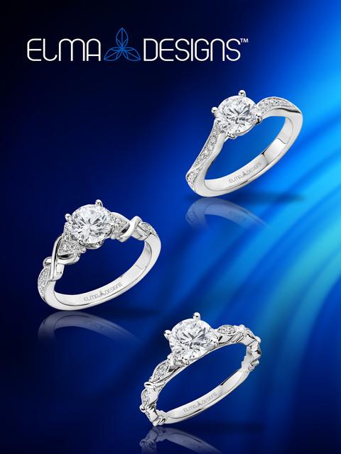 3 Bridal Ring - Vertical