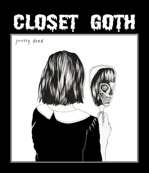 Shirt design for Closet Goth