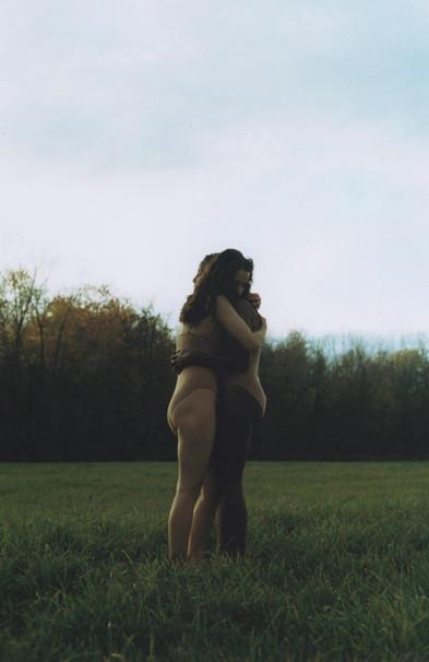 Asha and Kiana, 2017