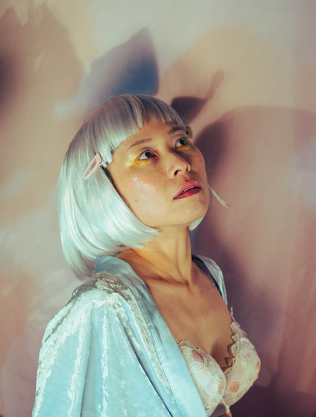 Sachiko, 2019 Collaboration with Lovestruck Prints