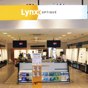 LYNX OPTIQUE (agence stories)