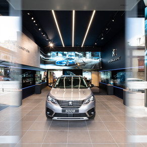 PEUGEOT STORE (agence w)