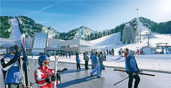 Бобровый лог (Красноярск)– Сибирские горнолыжные курорты России