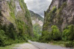 Что посмотреть в Абхазии. Юпшарский каньон