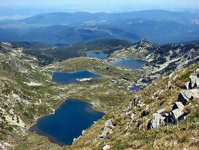 Болгария. Семь Рильских озер