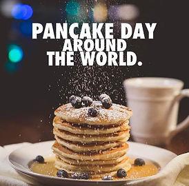 Pancake day, Pancake week, Fat Tuesday, Жирный вторник, Масленица 2019