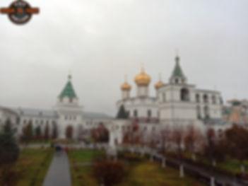 Ипатьевский монастырь. Достопримечательности Костромы. Что посмотреть в Костроме