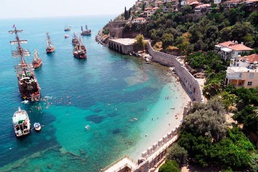 Горящие туры в Турция, Аланья в октябре