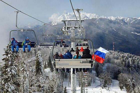 Горнолыжный комплекс «Газпром - Лаура и Альпика» - Южные горнолыжные курорты России