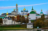 Mototours in Russia. Mototour to Sergiev Posad