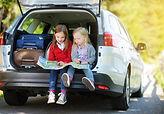 Путешествия с детьми на автомобиле, путешествовать с детьми