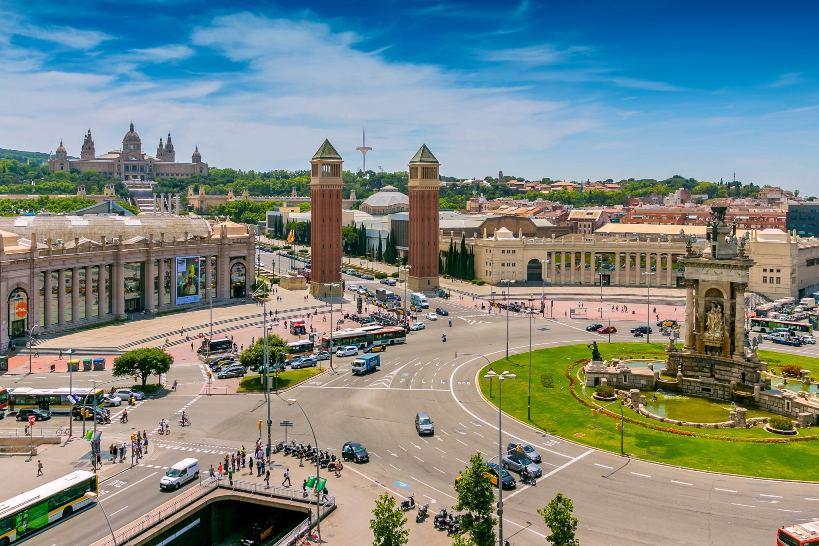 Дешевый тур в Барселону