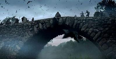 """Легендарный """"Чёртов мост"""". Кадр из фильма """"Ночной дозор"""""""