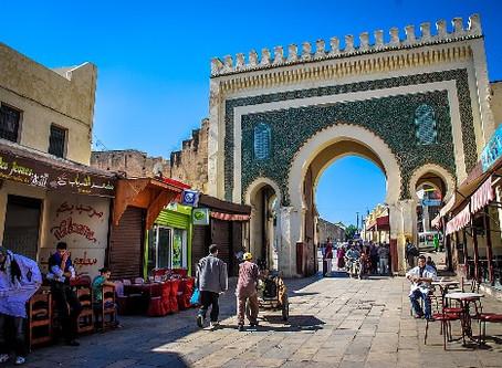 Марокко - 7 недельных туров от 43,5 до 53,5 тысяч за двоих.