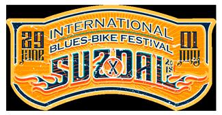 Блюз-байк фестиваль в Суздале 2018