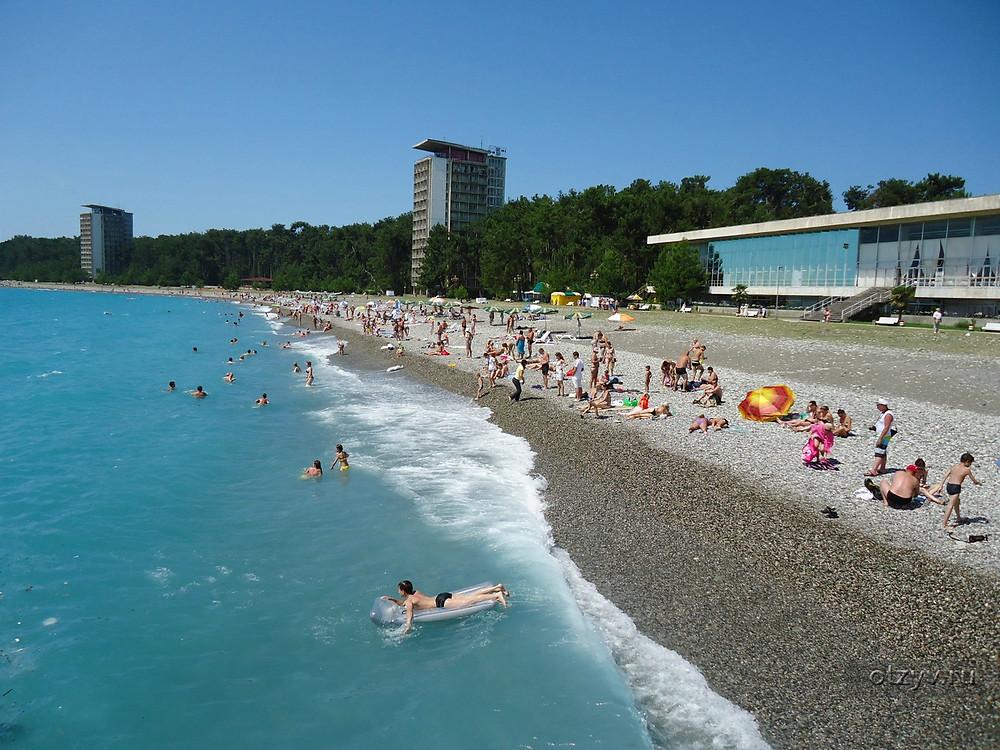 Дешевые туры в Абхазию в августе