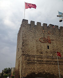Трабзон. Крепость Трапезунда