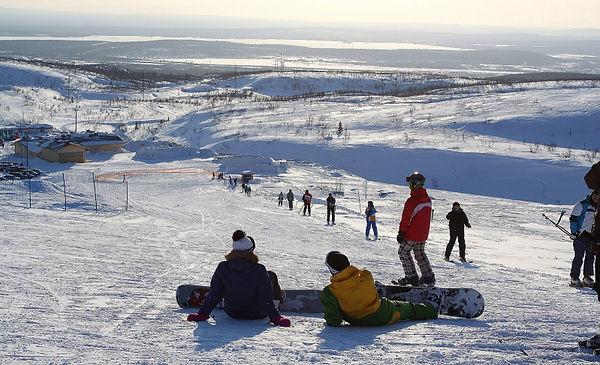 Большой Вудъявр (Мурманск) – Северные горнолыжные курорты России