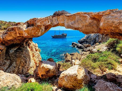 Самому сделать визу на Кипр